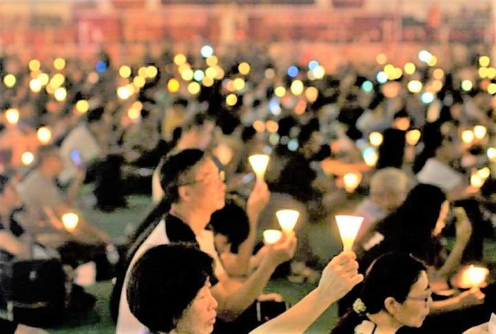 國際特赦組織促港府勿借疫令打壓和平集會。(圖:國際特赦組織香港分會臉書)