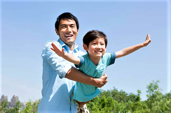 溫南聲指「今日教成怎樣,代表子女將來飛得怎樣高」。(圖:Getty Images)