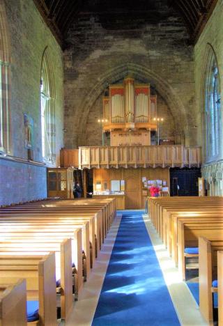蘇格蘭教堂6月22日重新開放。(圖:網絡圖片)