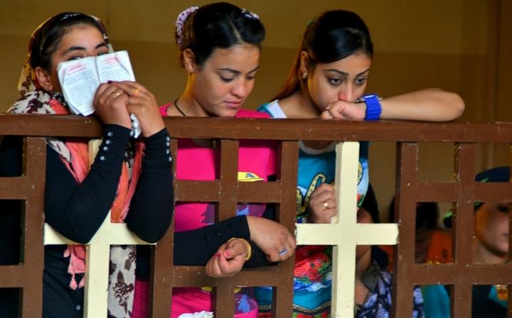 基督教援助組織協助難民融入美國社會。(圖: Christian Aid)