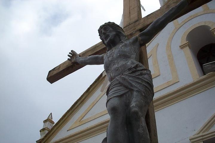 默觀基督。(圖:FreeImage)