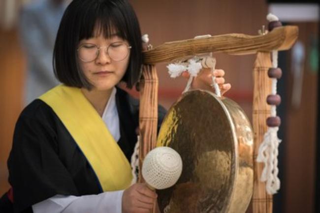 韓戰70年禱告求和平。(圖:世界基督教協會網站)