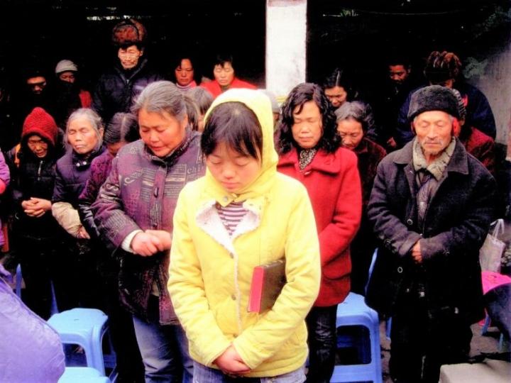 中國基督教家庭教會。(圖:網絡圖片)
