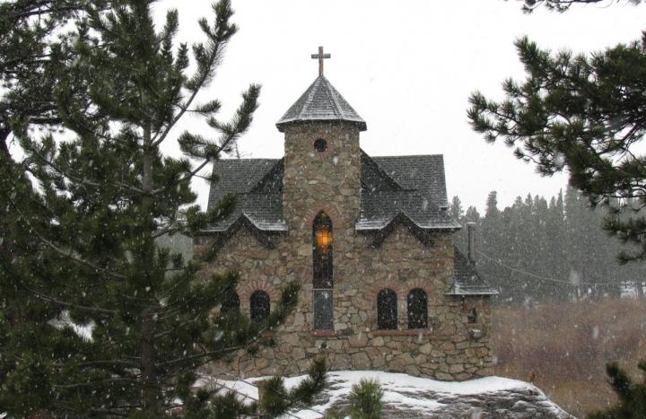 美國的大教堂。(圖:FreeImage)