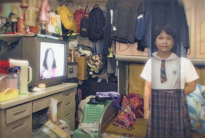 「電腦捐贈」計劃協助清貧學生網上學習。(圖:教關視頻擷圖)