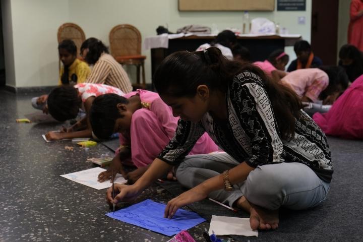 孟加拉兒童。(圖:Unsplash)