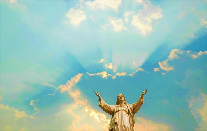 耶穌權柄來自天上。(圖:FreeImage)