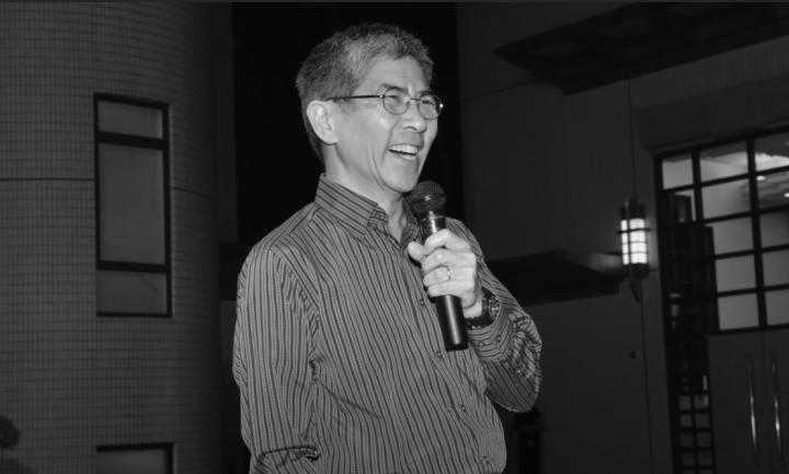 楊錫鏘牧師。(圖:中國神學研究院)