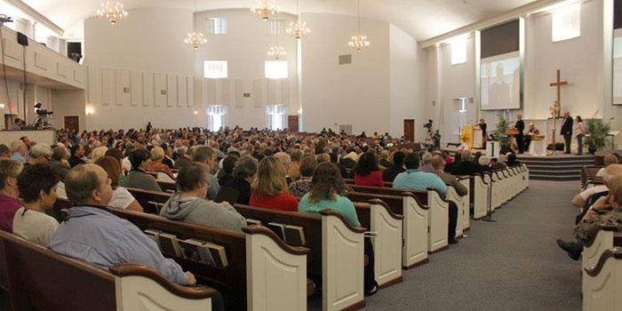 美國福音派路德教會。(圖:官網)