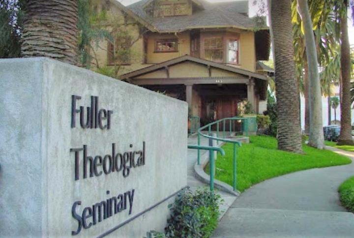 富勒神學院。(圖:google map)