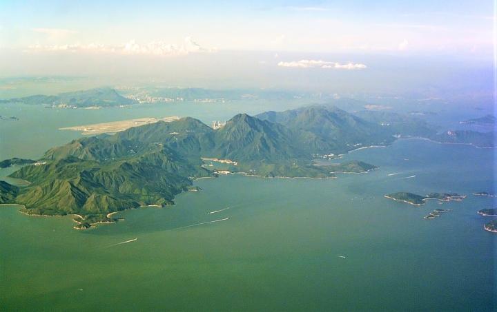 大嶼山外景。(圖:維基百科)