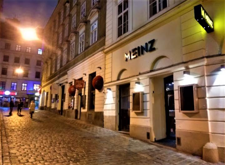 位於奧地利維也納的猶太會堂。(圖:google map)