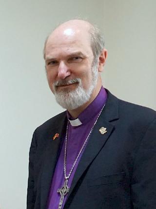 世界福音聯盟下任秘書長托馬斯·希爾馬赫。(圖:國際宗教自由研究所)