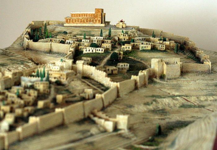 所羅門聖殿。(圖:網絡圖片)