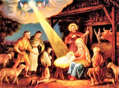 耶穌降生在馬槽是神蹟。(圖:網絡圖片)