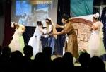 聖誕戲劇晚會_馬利亞、約瑟與天使一同迎接耶穌的降生.JPG