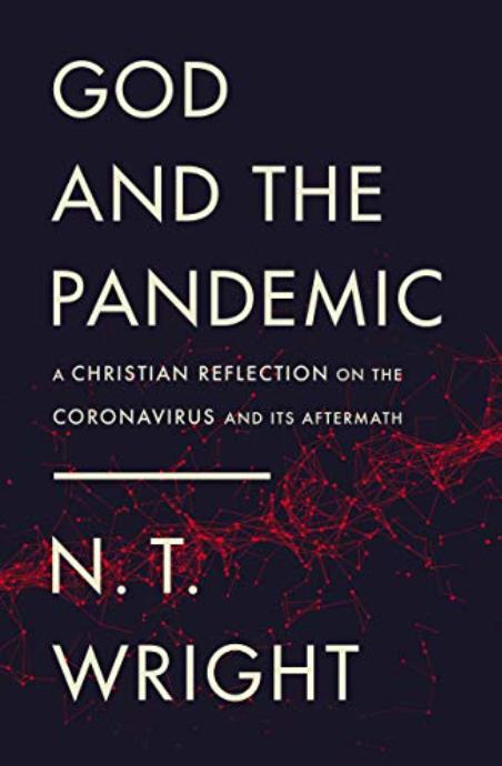 《神與疫情:基督教對新冠病毒及其後續的反思》(God and the Pandemic: A Christian Reflection on the Coronavirus and its Aftermath)一書封面。(AMAZON)