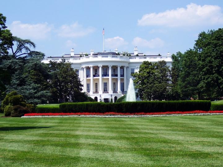 美國白宮。(圖:pexels)