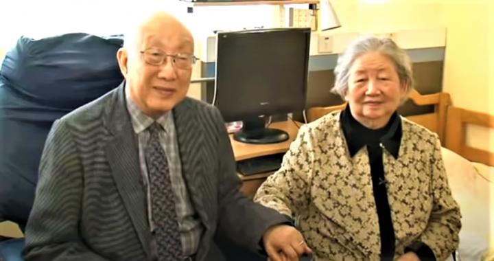 麥希真牧師與師母在《喜樂家庭5》節目分享。(圖:影音使團視頻擷圖)
