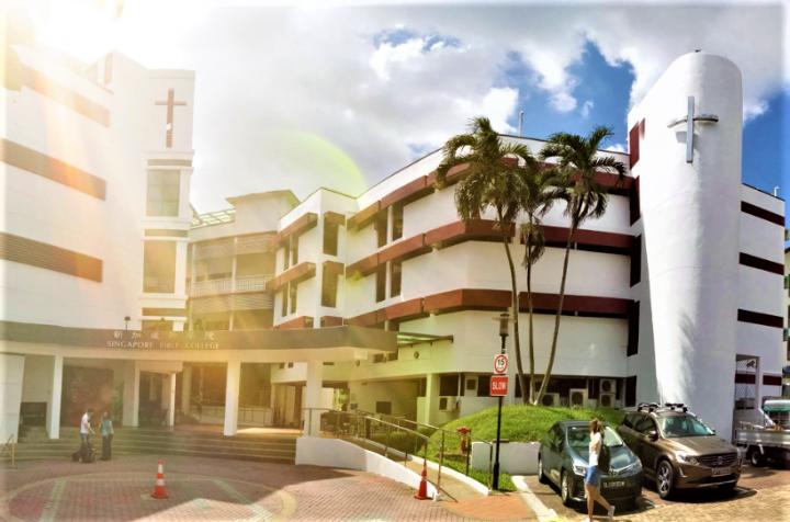 新加坡神學院。(圖:新加坡神學院臉書)