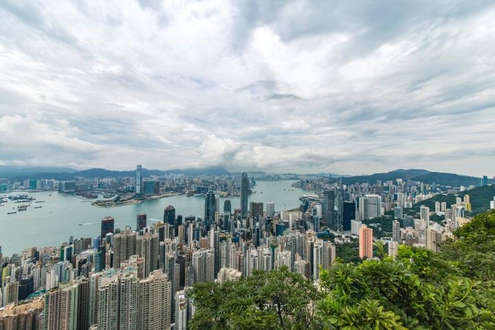 香港。(圖:Pexels)
