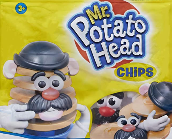 Mr Potato Head toy。(圖:Amazon)