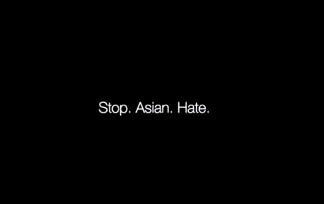 亞裔美籍牧者以三字表達心聲。(圖:視頻擷圖)