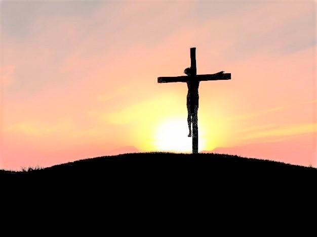 十架耶穌。(圖:freepik)