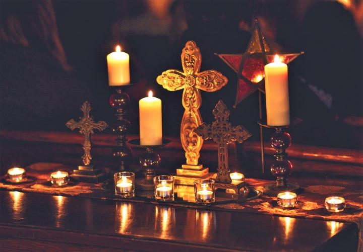 韓國全國基督教協會祈求復活的主祝福兩韓和平。(圖:Pexels)