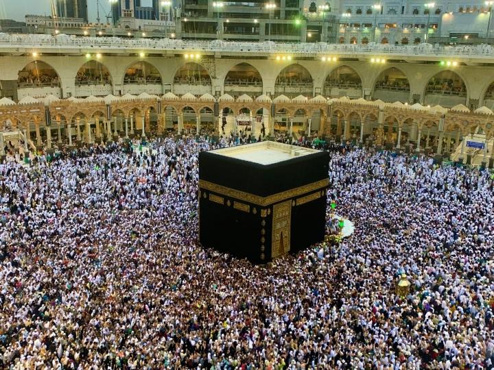 全球18億穆斯林在齋戒月禁食向阿拉祈禱。(圖:FreeImage)