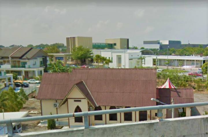 位於巴里文的小鎮聖安德烈教堂。(圖:google map)