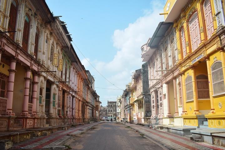 印度城鎮西德普爾。(圖:unsplash)
