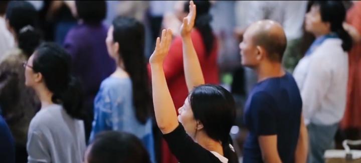 武漢下上堂基督教會。(圖:官網擷圖)