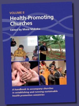 普世教會協會出版《促進健康的教會》手冊。 (圖:普世教會協會臉書)