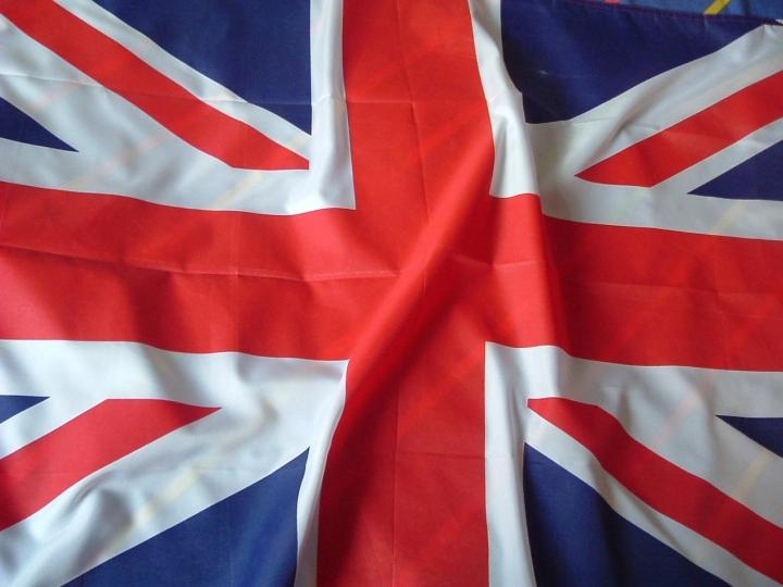 英國旗。(圖:FreeImage)