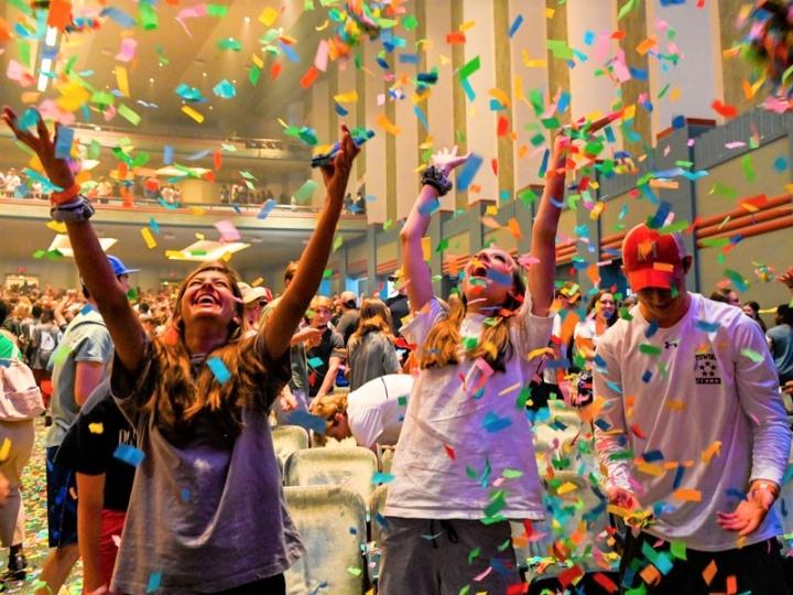 美國長老會將於2022年7月舉行青年領袖大會。(圖:美國長老會臉書)