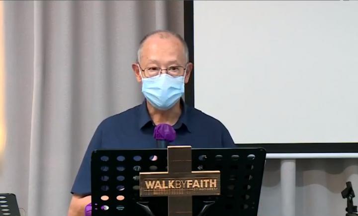 袁天佑牧師。(圖:香港教牧網絡擷圖)