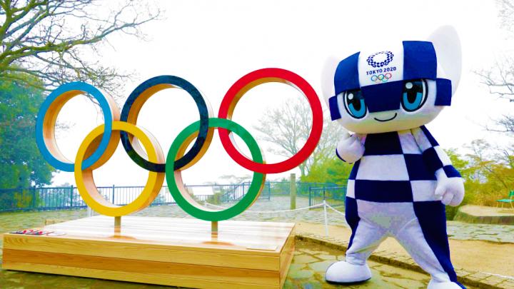 東京奧運會將於7月23日開幕。(圖:東京奧運會官網)