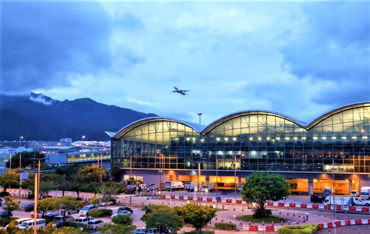 香港國際機場。(圖:網絡圖片)