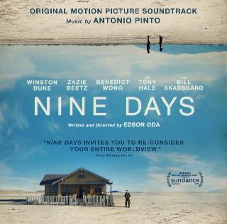 電影《九天》(Nine Days)海報。