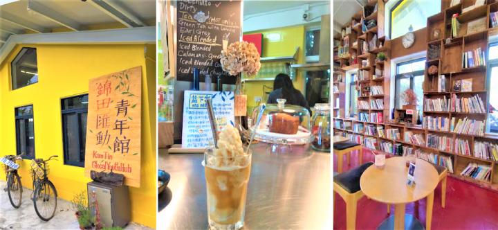 錦田匯動青年館、咖啡室、國賢堂圖書館。(圖:google map)