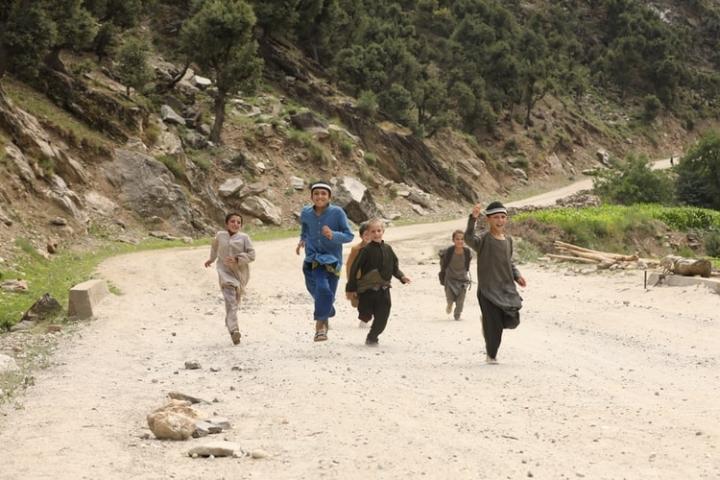 阿富汗兒童。(圖:unsplash)