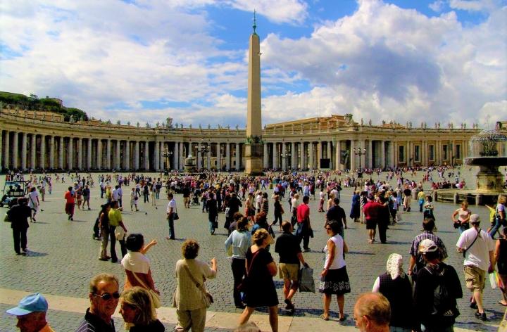 梵蒂岡倣效意大利推出疫苗護照。(圖:FreeImage)