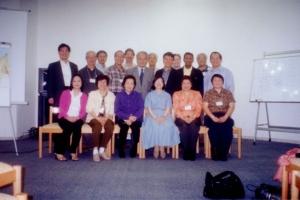 第二屆波斯灣華人宣教研討會 (大使命中心提供) <br/>