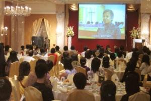 約130教牧及機構同工出席異象分享會。(圖:基督新報/ Carol U) <br/>