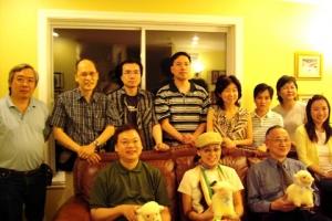 雖然行程緊密,又要適應時差和溫差,陳耀南教授和鄧萃雯先後身體不適,但靠著主的恩典,讓佈道團隊中各人都恩上加恩。(圖:Network J) <br/>