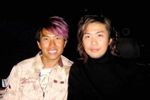 張崇基(左)與張崇德(右)談起13年來行走娛樂圈與福音樂壇間的經歷。崇德用經文「你們要先求他的國和他的義…」來表述多年的感悟。(圖:Emily Wong) <br/>