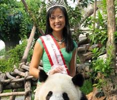 Louise以親善大使的身份到訪中國四川作文化交流,是一個十分難忘之旅。  <br/>