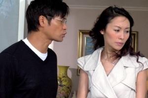 劇照:Jack的介入令Joe與茵的婚姻大受考驗。 <br/>