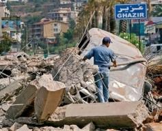 教區主教紛紛呼籲基督徒回黎巴嫩加入重建工作。(圖:AP) <br/>